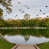 Патриаршие пруды :: Сергей Рычков