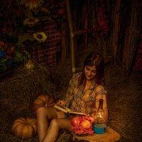 ночные чтения :: Андрей Володин