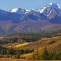 Лучше гор,могут быть только горы :: Алексей Писарев