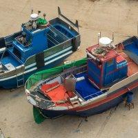 Рыболовецкие баркасы :: Dimirtyi