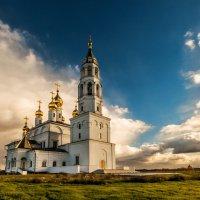 Храм во имя святых Божьих строителей :: Nataliya Belova