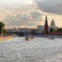 Москва в контровом свете :: Константин Косов