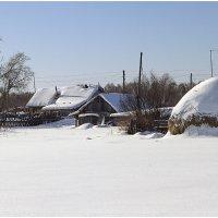 Село Шаблыкино :: Александр Максимов