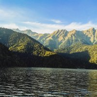 озеро Рица :: Olga Photo