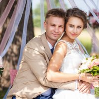 Wedding day   Фотограф - Екатерина Бражнова  Стиль/Декор - Екатерина Бражнова  Прическа/Макияж - Ека :: Екатерина Бражнова