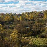 осень в деревне :: Тамара Цилиакус