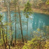 Озеро в Башкирии :: esadesign Егерев