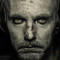 Автопортрет. Постмодернистская арт-практика. Self-portrait. Postmodern art practices. :: krivitskiy Кривицкий