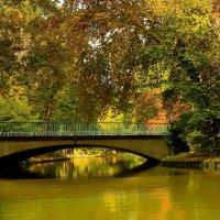 Осенний мостик :: Alexander