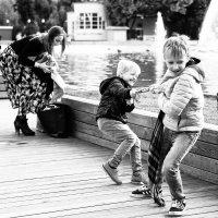 Детство :: Светлана Шмелева
