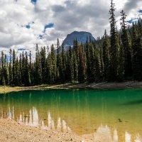 горное озеро :: Константин Шабалин