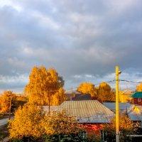 На закате :: Вячеслав Баширов