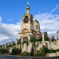 Храм Святого Князя Владимира на Виноградной горе, Сочи :: Юрий Бичеров