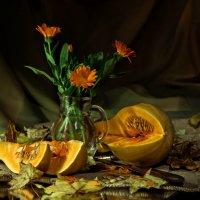 """из серии """"Осенний натюрморт с тыквой"""" :: Tatyana Belova"""