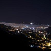 Ночная дымка Сан Кристобаля :: Bogdan Snegureac