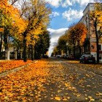 Октябрьская улица :: Павел