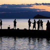 Рыбаки :: Марина Marina