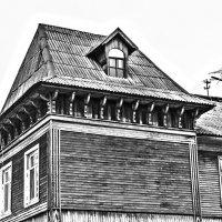 Старый дом :: Алена Малыгина