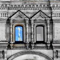 Свет в окне :: Сергей Рычков