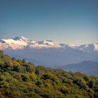 Лучше гор могут быть только горы! :: Александр Сыроватка
