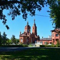 Кафедральный собор святого Александра Невского :: Олег Ганеев