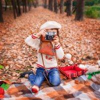 Юный фотограф :: Ольга