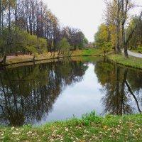 В зеркальном водном отраженьи..... :: Galina Leskova