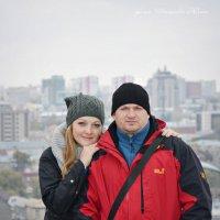 Ирина и Алексей :: Юлия Шишаева