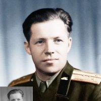 Батя 1955 :: Александр Крылов