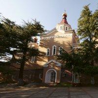 Церковь Алексия, Митрополита Московского :: sorovey Sol