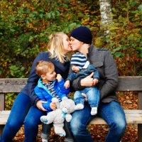 Семья в цвете :: Евгения К