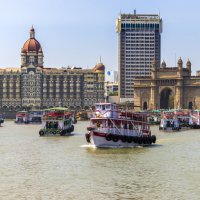 Морские ворота Индии - Мумбаи (Бомбей) :: Oleg