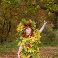 Осень пришла :: Оксана Джафарова