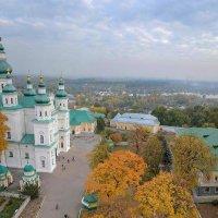 Троицкий монастырь в Чернигове :: Сергей Тарабара