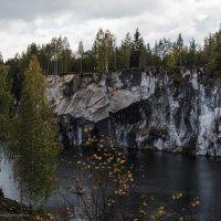 Россия, Карелия, Рускеала, осень :: Ирина Малышева