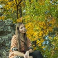 Осень в Архангельском :: Анна Городничева