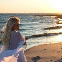 У моря... :: Райская птица Бородина