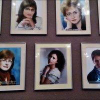 Актёры Запорожского театра молодёжи :: Нина Корешкова