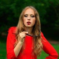 Красный :: Ольга Дябина
