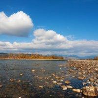 Притоки Иркута. Река Зун-Мурино :: Анатолий Иргл