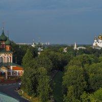 Ярославские храмы :: Сергей Цветков