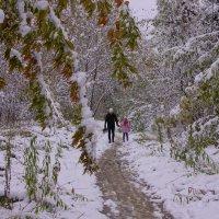 Первый снег---09 :: Владимир Холодный