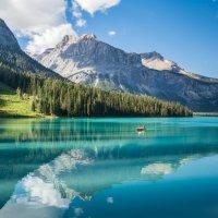 Озеро Эмералд :: Константин Шабалин