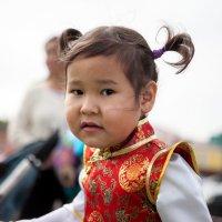 Тувинская малышка :: Viktor Сергеев