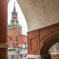 Спасская башня :: Наталия Киреева