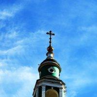 Церковь :: Svetlana Uryupina