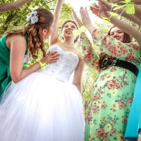 Свадьба :: Екатерина Горбачевская