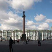 Дворцовая площадь в С-Петербурге :: Svetlana Lyaxovich