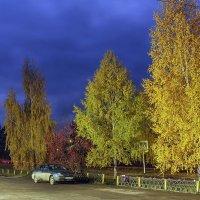 Палитра октябрьского вечера...)) :: Владимир Хиль