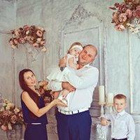 Семейная фотосъемка в Самаре :: марина алексеева